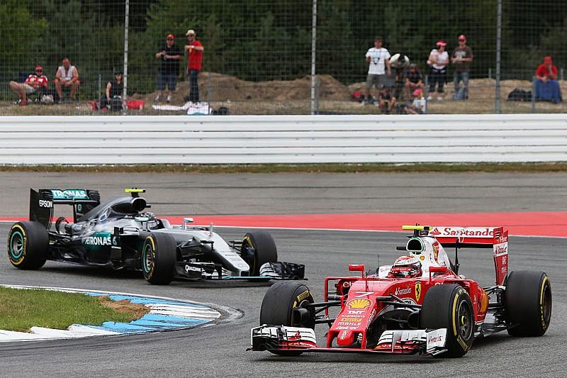 Formel 1 2017 Mercedes Hat Ferrari Auf Der Rechnung