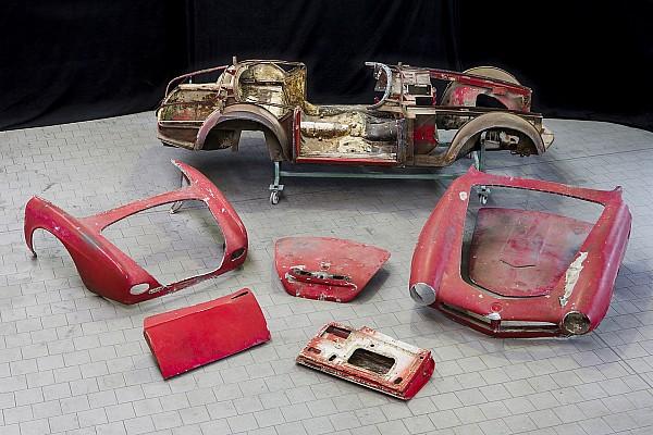 Bildergalerie: BMW 507 von Elvis Presley wird restauriert