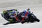Rossi baalt na vierde plaats: