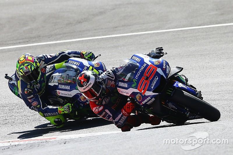 """Rossi baalt na vierde plaats: """"Doel was het podium"""""""
