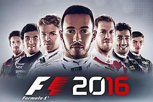 eSports Ultime notizie F1 2016: semplice videogioco? No, quasi un simulatore di guida professionale!