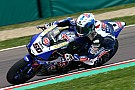 Sylvain Guintoli torna in sella alla Yamaha R1 nei test del Lausitzring