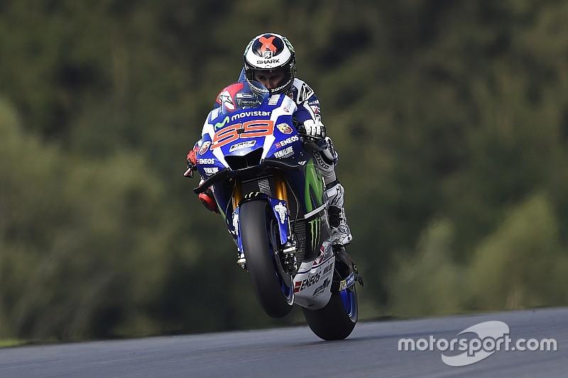 """Lorenzo: """"Mi piace molto Brno. Voglio diminuire il gap da Marquez"""""""