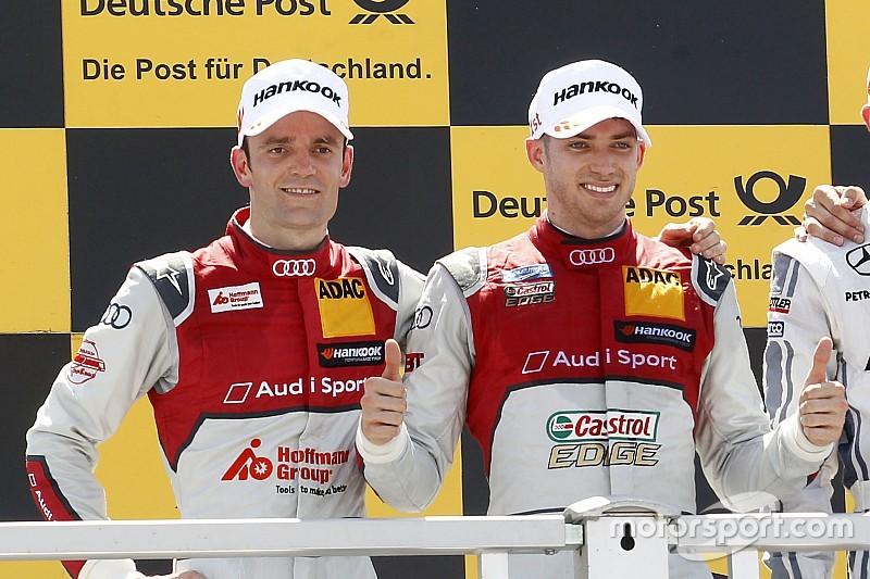Jamie Green oder Edoardo Mortara: Wer wird Audi-DTM-Titelkandidat?