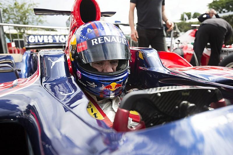 Adrian Newey ha sfidato David Coulthard al simulatore della Red Bull
