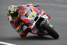 MotoGP in Brno: Ducati-Fahrer Andrea Iannone mit erster Bestzeit