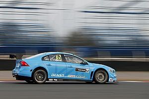 WTCC Entrevista Volvo apunta a podios y victorias el año que viene en el WTCC