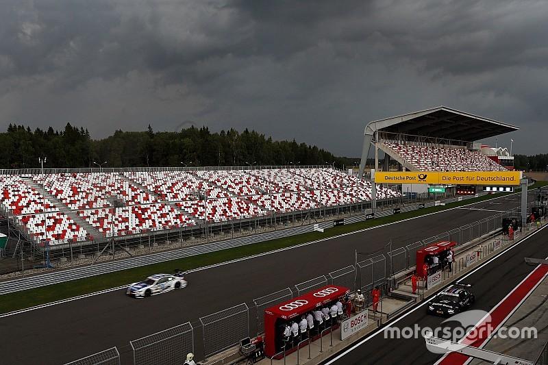 DTM in Moskau: BMW im nassen 2. Training nicht in den Top 10