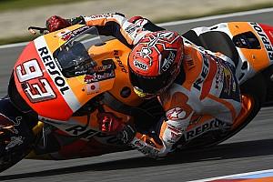 MotoGP Reporte de calificación Márquez se inventa la pole en Brno