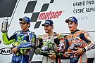 Rossi denkt dat titelstrijd voorbij is, Marquez vindt van niet