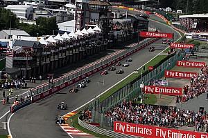 Formule 1 Diaporama 9 choses à savoir du Grand Prix de Belgique