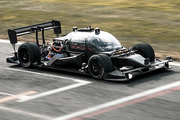 La DevBot, vettura senza pilota, debutterà domani a Donington!