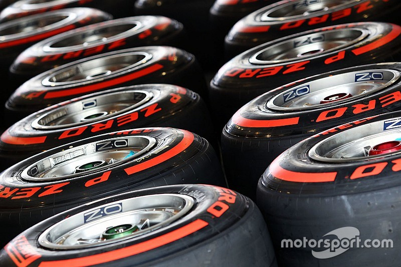 Pirelli оприлюднила вибір шин для Гран Прі Італії