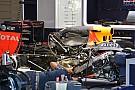Tech update: Verstappen test low downforce achtervleugel in Spa