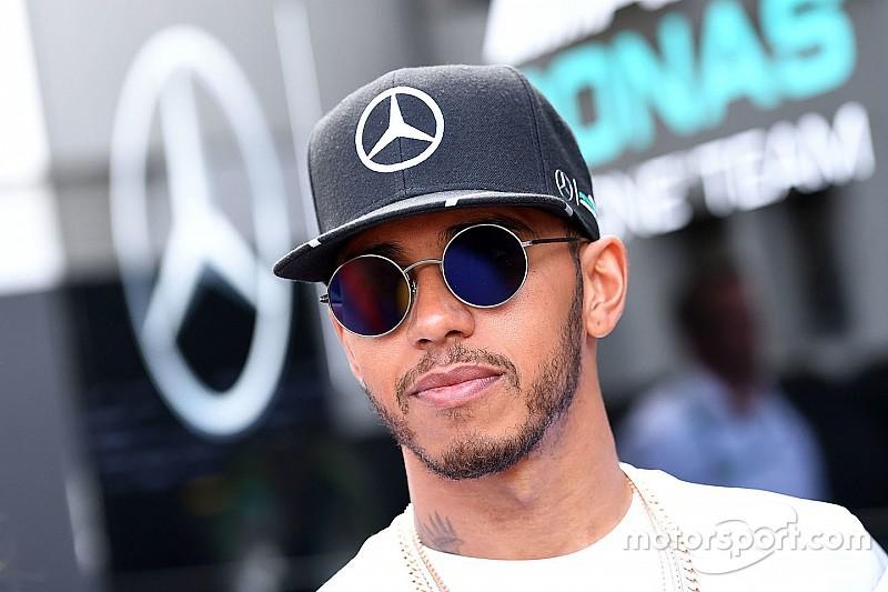 Formel 1 in Spa: Strafe für Lewis Hamilton