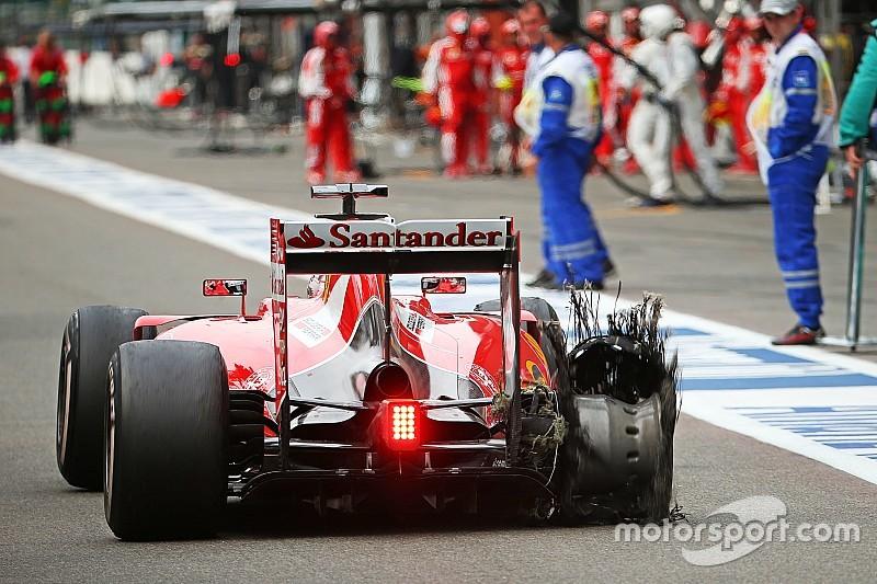 Pirelli test sterkere prototype banden op Spa-Francorchamps