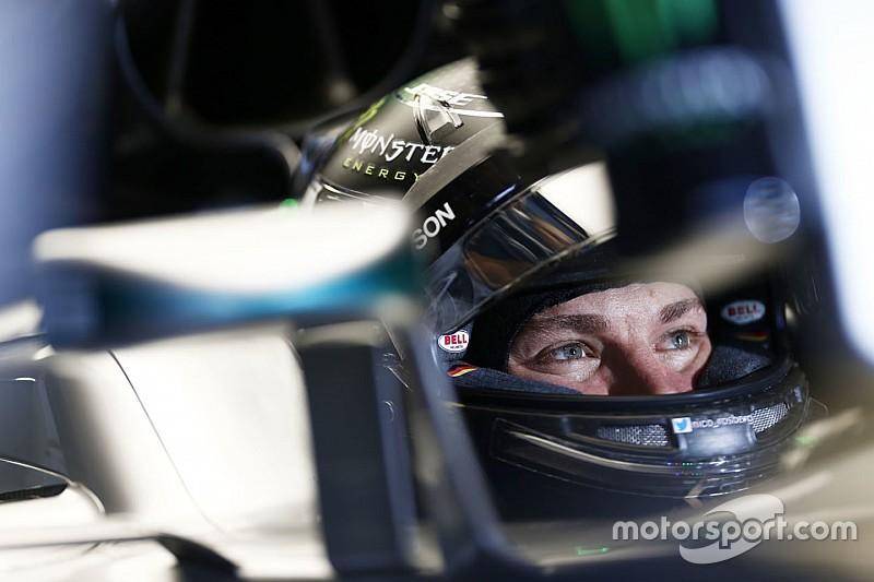 "Rosberg: ""Non sarà una gara in discesa, anche se Lewis scatterà dietro"""