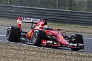 Vettel se ofrece a ayudar más con los Pirelli de 2017
