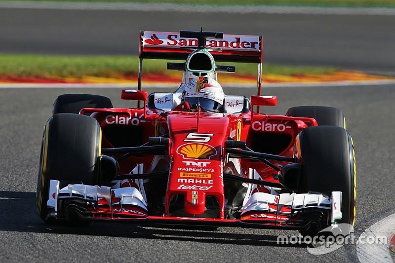 """Vettel: """"Abbiamo faticato con il bilanciamento della SF16-H"""""""