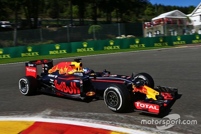 Formel 1 in Spa: Fragezeichen Reifen