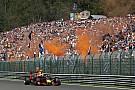 Max Mania op Spa: België kleurt oranje