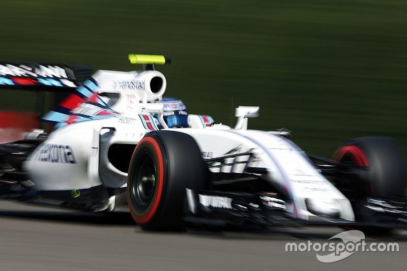 Formel 1 in Spa: Williams auf Fehlersuche bei Motorensoftware