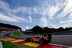 FIA F2 Relato da corrida Em pódio de estreantes, Giovinazzi vence terceira do ano