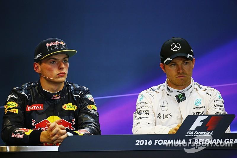 Росберг опасается Red Bull