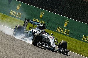 Formel 1 News Von Startplatz 21 aufs Podest: Hamilton staunt über eigene Aufholjagd