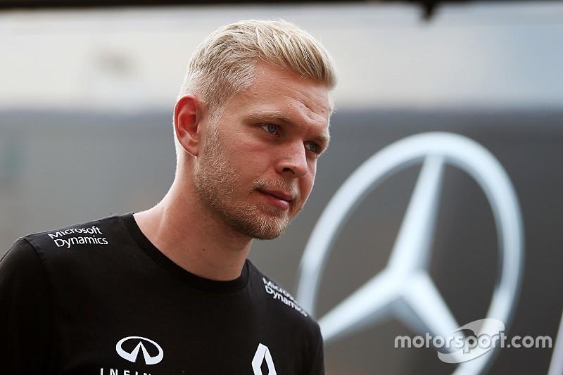 Magnussen confía en que estará en Monza