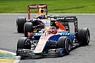 Ocon na Formule 1-debuut bij Manor: