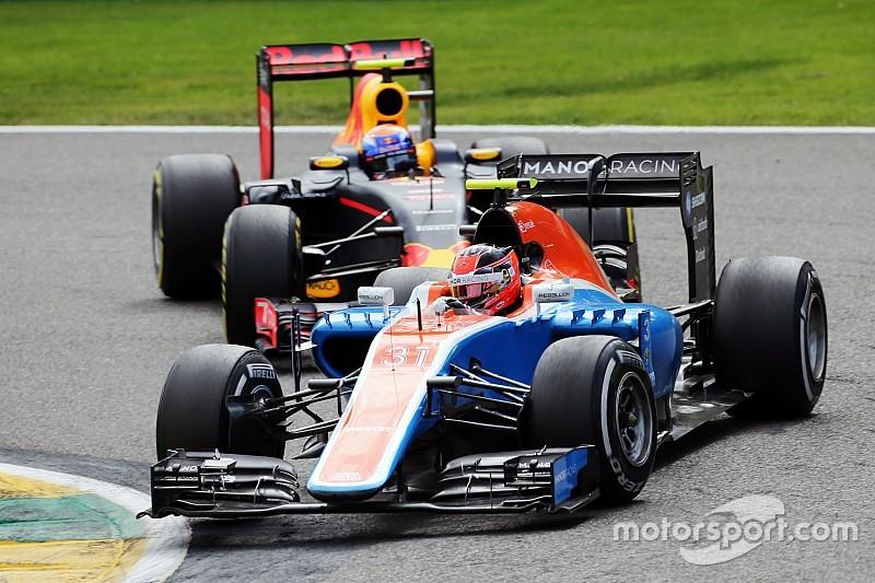 """Ocon na Formule 1-debuut bij Manor: """"Ik zit er goed bij"""""""