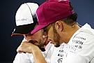 Hamilton dice que sería una lástima que Alonso se retirara