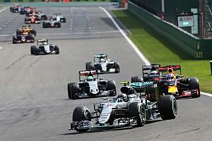 F1 Noticias de última hora Mercedes defiende que no fue una victoria fácil para Rosberg