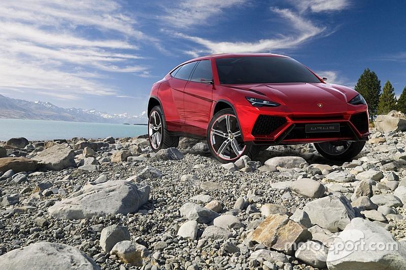Lamborghini maakt prijs Urus SUV bekend, productiestart in 2018