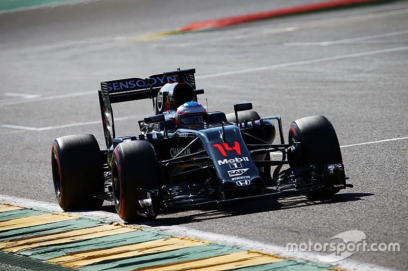 """Alonso: """"We gaan serieuze snelheden zien op rechte stukken van Monza"""""""