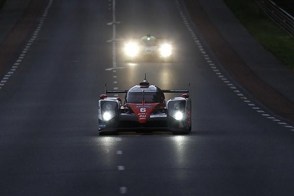 Le Mans 24 Jam: Toyota masih memegang kendali pada paruh tengah balapan