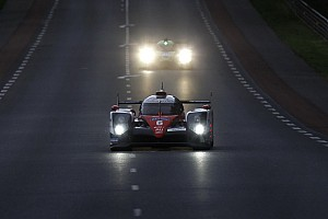 Le Mans Race report Le Mans 24 Jam: Toyota masih memegang kendali pada paruh tengah balapan