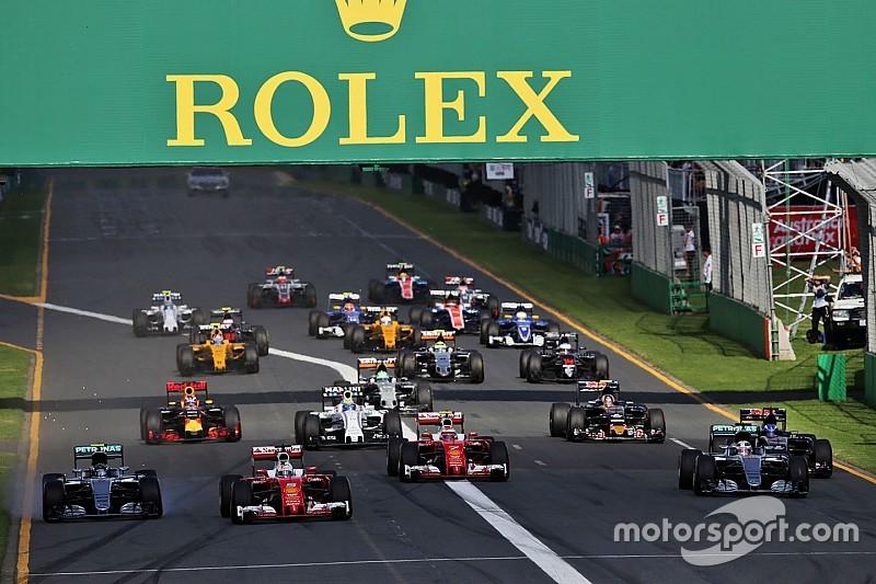 Сезон 2017 почнеться зі спарених гонок Австралії та Китаю
