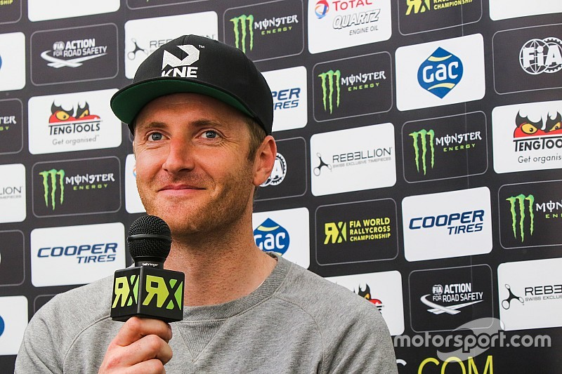 Вілкс повертається в World RX в Барселоні у складі команди JRM