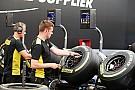 Команди Ф1 можуть заблокувати зміни в конструкції шин