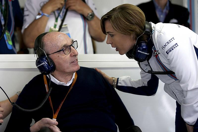 "Directora de Williams asegura que Force India ""realmente me preocupa"""