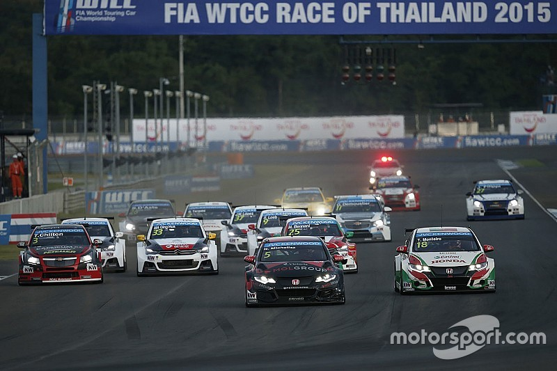 Thailand WTCC round set for WMSC cancellation