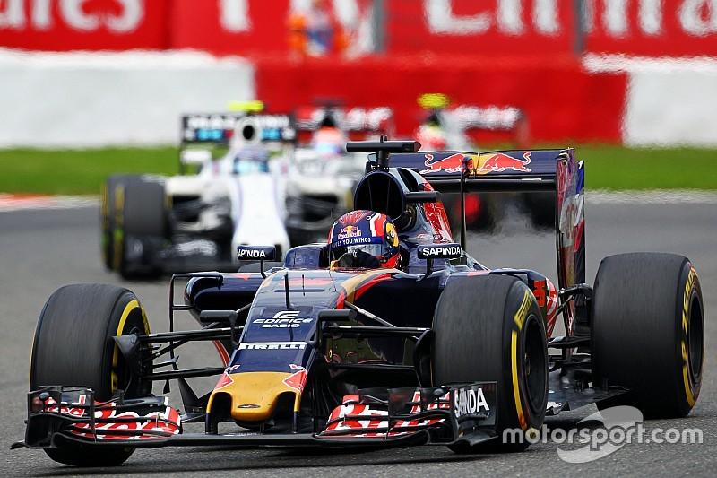 Toro Rosso busca respuestas con dos coches 'diferentes' en pista