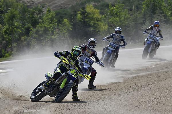 Bildergalerie: Master-Camp mit Valentino Rossi und Yamaha