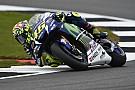 Valentino Rossi vertraut in Silverstone weiterhin auf das neue Yamaha-Chassis