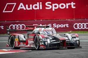 WEC Qualifyingbericht Pole-Position für Audi bei Mexiko-Premiere der WEC