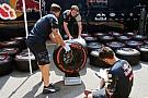 倍耐力为意大利大奖赛降低胎压规定值