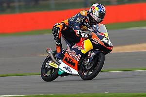 Moto3 Rennbericht Moto3: Brad Binder macht mit Silverstone-Sieg großen Schritt zum Titel
