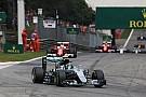 Formel 1 in Monza: Lewis Hamilton patzt - Nico Rosberg staubt ab